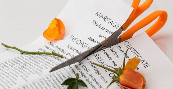 come affrontare un divorzio e quanto costa