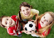 sport nei bambini